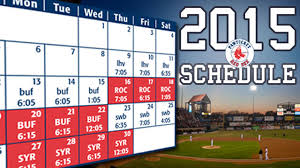 pawtucket sox announce 2015 schedule pawtucket sox news