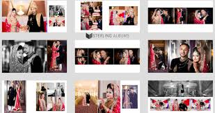 wedding photo album design our album designs sterling albums