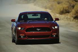 fastest stock mustang made 12 fastest cars of 2015 wheels ca