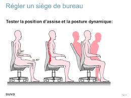 position assise bureau travail sur écran ppt télécharger