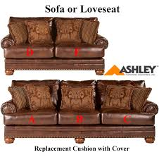 ashley chaling replacement cushion cover 9920038 sofa or 9920035