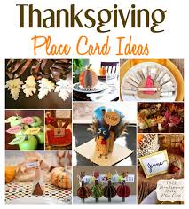 best thanksgiving table place cards