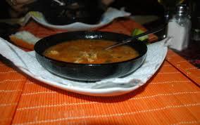 recette de cuisine algerienne recette chorba algérienne à la coriandre et à la menthe fraîche 750g