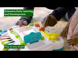 learn and groove table leapfrog learn and groove musical table demo video youtube