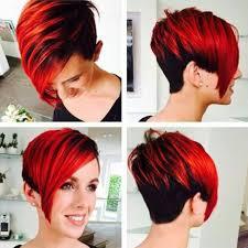 Frisuren Lange Haare Rot by Die Besten 25 Gefärbte Haare Ideen Auf Verrückte