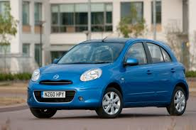 nissan blue car smart to launch new nissan based five door for u s car and