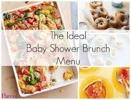 Simple Baby Shower Ideas by And Bridal Baby Shower Food Ideas For Brunch And Baby Shower Ideas