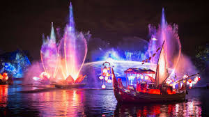 Pics Of Light by Rivers Of Light Performance Times Now Available Through June 2017