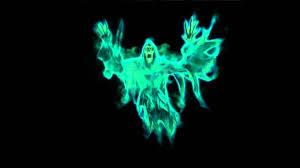 ghost halloween hologram youtube