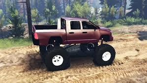 Dodge Dakota Race Truck - dakota ttc v2 0 for spin tires