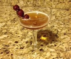 classic manhattan drink maple manhattan 3 steps