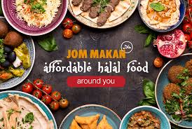 cuisine types jom makan affordable halal food around you