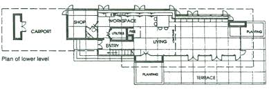 home plans ohio floor plan of penfield house designed by frank lloyd wright