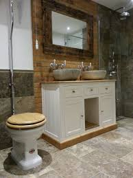 traditional shower room in a victorian wandsworth home bathroom