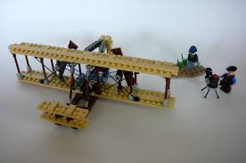lego porsche minifig scale lego ideas world u0027s first plane the wright flyer