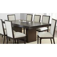 the modern dining room the modern classy amia dining table features a gorgeous deep