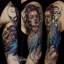 angel tattoos and their meaning tattooimages biz