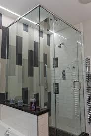 bathrooms design bathroom glass door modern shower ideas