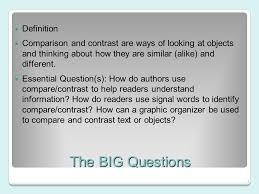 theme question definition essay of comparison ppt video online download