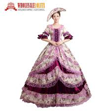 Victorian Halloween Costume Buy Wholesale Ball Gown Halloween Costume China Ball