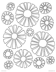 printable coloring pages for adults flowers coloring pages