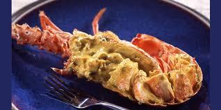 cuisiner une langouste langouste à l antillaise recettes femme actuelle