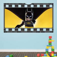 lego batman film cell wall sticker wallstickers co uk lego batman film cell wall sticker