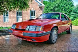 1985 mustang svo 1985 1 2 ford mustang svo for sale photos technical