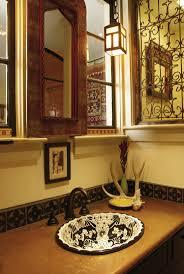 Mediterranean Bathroom Ideas 796 Best El Baño Images On Pinterest Haciendas Bathroom Ideas