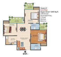 floor plan ideas architecture ajnara le garden floor plan home architecture ideas