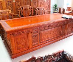 furniture rosewood myanmar myanmar flower desk boss desk mahogany