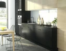 meuble cuisine noir laqué meuble de cuisine noir laque meuble de cuisine noir castorama