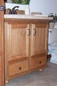Furniture Style Vanity Bathrooms Pennwest Homes