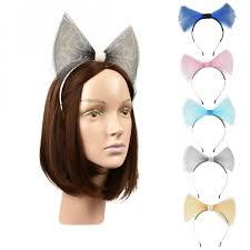 bow headband mesh pop up bow headband dressy hair bands headbands hair