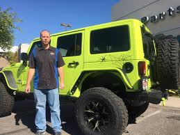green jeep chapman customs transforms traditional jeep wrangler into green