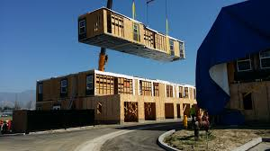 Multifamily Plans Southern California U0027s Largest Modular Affordable Housing