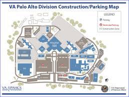 Parking Building Floor Plan Vapahcs Parking Updates Va Palo Alto Health Care System