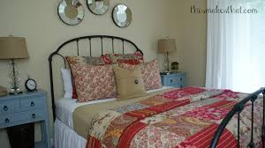 guest room decorating ideas this makes that