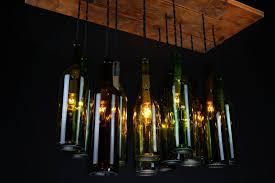 Beer Bottle Chandelier Diy Bottle Chandelier Ideas Recycle Plastic Bottle Chandelier