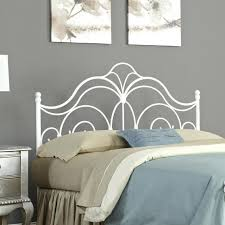 white queen bed frame with headboard image of white headboard