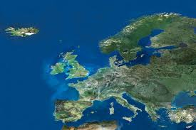 Europe Peninsulas Map Maps Showing How Europe Changed Every Century For The Past 2 000