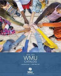 wmu catalog