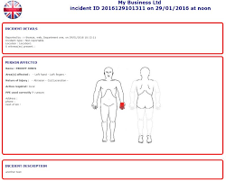 accident reporting book discover the features of our online accident book accident and