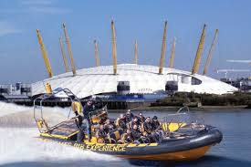 thames barrier rib voyage extended thames rib experience adult from buyagift