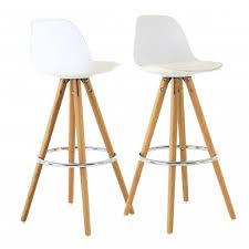 chaise pour plan de travail chaise hauteur plan de travail 2x chaise de bar haute circus avec