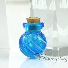 ashes keepsake glass vial pendant for necklacesmall urns for asheskeepsake