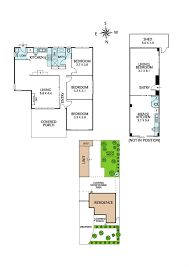 Airport Floor Plan by 125 Parer Road Airport West House For Sale 539356 Jellis Craig