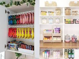 how to organise food cupboard photos show inside beautifully organized pantries and