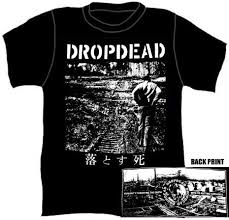 drop ded dropdead 1st lp badskulls