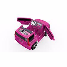 barbie power wheels escalade barbie power wheels rosa fgf73 msi 8 999 00 en